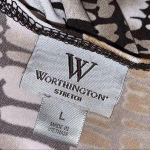 Worthington Tops - Worthington Side Tie Top